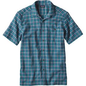 Patagonia A/C Shirt Herre adrift: true teal